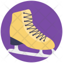 Skateboard Shoes Icon