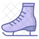 Skates Roller Skates Sports Equipment Icon