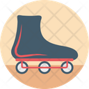 Skate Shoes Skates Roller Skates Icon