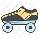 Skates Shoes Skates Roller Skates Icon