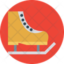 Skates Shoes Skates Ice Skates Icon