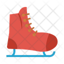 Skating Shoe Christmas Icon