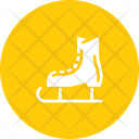 Skating Shoe Olympics Icon
