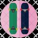 Skating Skate Boarding Icon