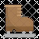 Skating Boot Icon