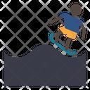 Skating Rink Icon