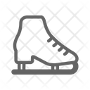 Skating Shoe Icon
