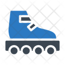 Skating Shoe Footwear Icon