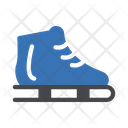 Skating Shoe Ice Icon