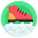 Roller Skating Skating Shoe Skating Equipment Icon