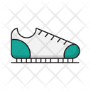 Skating Shoe Sport Icon