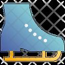 Skating Shoes Icon