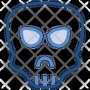Drugs Death Skull Icon