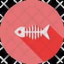 Skeleton Fish Food Icon