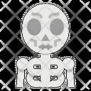 Skeleton Anatomy Bones Icon