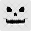 Skeleton Halloween Spooky Icon