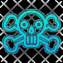 Skeleton Head Icon