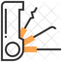 Crowbar Tool Security Icon