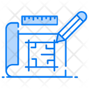 Sketch Architecture Prototype Icon