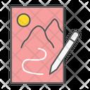 Sketch Sketching Design Icon