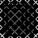 Sketch Pattern Design Icon