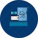 Sketch Blueprint Icon