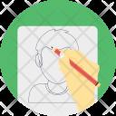 Sketch Artist Icon