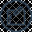 Device Draw Graphic Icon