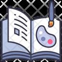 Book Art Graphic Icon