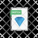 File Sketch Document Icon