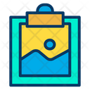 Sketch pad Icon