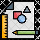 Sketching Prototype Workflow Icon