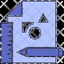 Prototype Sketching Workflow Icon