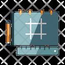 Sketching Design Plan Icon