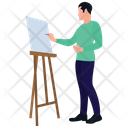 Sketching Sketch Artist Picture Making Icon