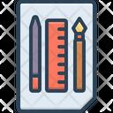 Sketching Tools Sketching Tools Icon