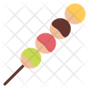 Skewer Satay Grilled Icon