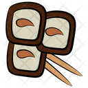 Skewer Food Icon