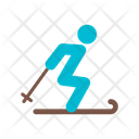 Ski Ice Ski Game Equipment Icon