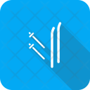 Ski Skiing Snow Icon