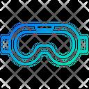 Ski Glasses Icon