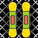 Ski Board Icon