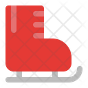 Ski Boots Shoes Icon