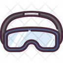 Glasses Winter Winter Sports Icon