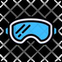 Ski Goggles Mask Icon