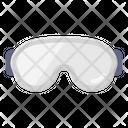 Ski Goggles Swimming Goggle Eyewear Icon