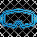 Ski Goggles Goggle Glasses Icon