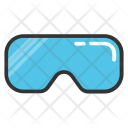 Goggles Ski Swimming Icon