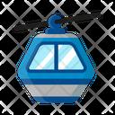 Ski Lift Icon