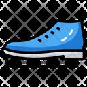 Ski Shoes Ski Boot Footwear Icon